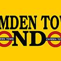 Camden Town by Omran Husain