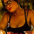 Camel Taco Hostess by Jeff Kurtz