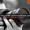 Camera On Rent by Photography