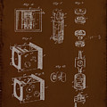 Camera Patent Drawing 2e by Brian Reaves