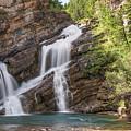 Cameron Falls by Kristopher Schoenleber