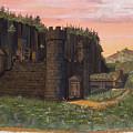 Camlochlin Castle by James Lyman
