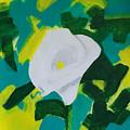 Camo Calla Lilly by Marsha Heiken