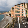 Camogli 4 by Luigi Barbano BARBANO LLC