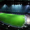 Camp Nou At Night by Agusti Pardo Rossello