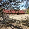 Camp Rucker Barn 2 by Al Andersen