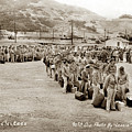 Camp San Luis Obispo Army Base 40th Division Photo 143rd Field Artillery 1941 by California Views Archives Mr Pat Hathaway Archives