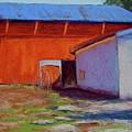 Campbell Farm by Joyce A Guariglia