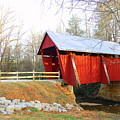Campbell's Covered Bridge by Diane Toro