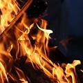 Campfire 2 by Ellen Flayderman