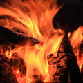 Campfire by Robert Hamm