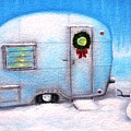 Camping Christmas  by Jimmy Carender