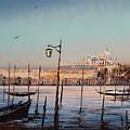 Campo Sallute Venice by Angel Ortiz
