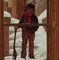 Can I Shovel Off The Snow ? by Mountain Dreams