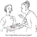 Can I Tempt Madam With A Piece Of Gum by Kate Curtis