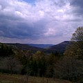 Canaan Valley Cloudy Sky by William Lively