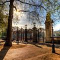 Canada Gate Green Park London by David Pyatt