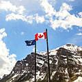 Canadian Rockies - Digital Painting by Scott Pellegrin