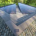 Canadian War Memorial Green Park London by David Pyatt