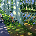 Canal Du Midi France by Andrew Macara