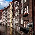 Canal Houses by Joan Carroll