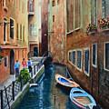 Canal St. by Karen Fleschler