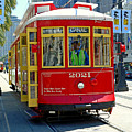 Canal Street Cable Car by Robert Meyers-Lussier