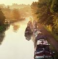 Canal Sunrise by Tim Gainey