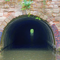 Canal Tunnel 3 by Roy Pedersen