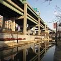 Richmond Canal Walk Through Shockoe Bottom by Ben Schumin
