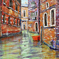 Canale Veneziano by Mohamed Hirji