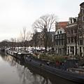 Canals Of Jordaan by Alexander Davydov