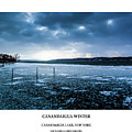 Canandaigua Lake Winter by Steve Clough