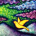 Canary Escapes Coalmine by Brenda Higginson