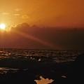 Canary Islands Sunset by Gary Wonning