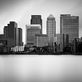 Canary Wharf II, London by Ivo Kerssemakers