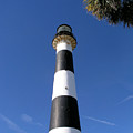 Canaveral Light by Allan  Hughes