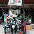 Cancun Mexico - Tulum Ruins - Souvenirs by Ronald Reid