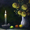 Candle Light by Tony Calleja