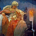Candlelight 1911 by Padre Art