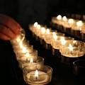 Candles by Bijna Balan