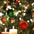 Candles For Christmas 3 by Michael Scott