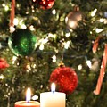 Candles For Christmas 5 by Michael Scott