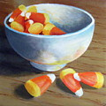 Candy Corn by Sharon Marcella Marston