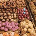 Candy Delights - La Bouqueria - Barcelona Spain by Jon Berghoff