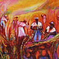 Cane Harvest by Cynthia McLean