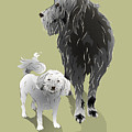 Canine Friendship by MM Anderson