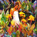 Canna by Shaina  Lee