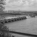Cannelton Locks And Dam by Sandy Keeton