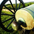 Cannon At Antietam by Lisa Victoria Proulx